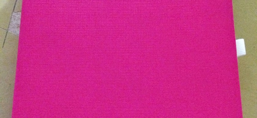 *Werbung* Produkttest Chronobook Colour Edition in Pink by Avery Zweckform 1