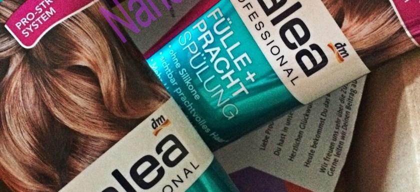 *Werbung* Produkttest Balea Professional Fülle + Pracht Shampoo und Spülung 4