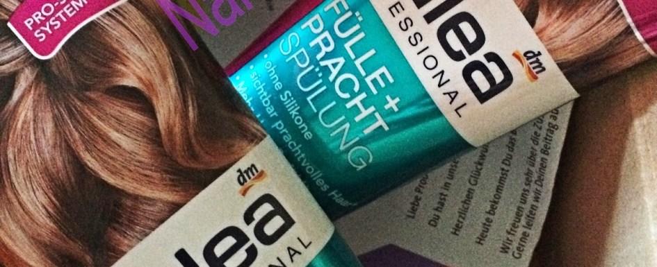 *Werbung* Produkttest Balea Professional Fülle + Pracht Shampoo und Spülung 1
