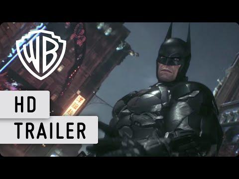 *News* Batman Arkham Knight Sprachbesetzung 1