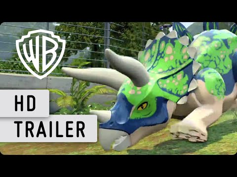 *News* Lego Jurassic World Trailer 1