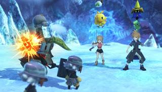 News World of Final Fantasy 2
