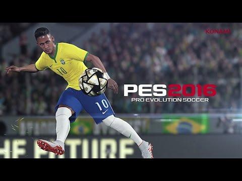 *News* Konami PES2016 Coverstar und Teaser 1