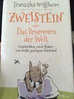 """Rezension Franziska Wolffheim  """"Zweistein oder das Brummen der Welt"""" 1"""