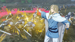 *News* Arslan: The Warriors of Legend neuer Trailer 1
