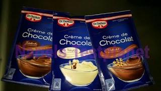 *Werbung* Produkttest Dr. Oetker  Creme de Chocolat 2