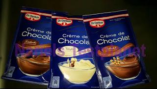 *Werbung* Produkttest Dr. Oetker  Creme de Chocolat 1
