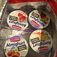 Produkttest Ehrmann Almighurt Frucht & Gemüse 1
