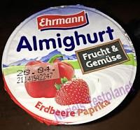Produkttest Ehrmann Almighurt Frucht & Gemüse 6