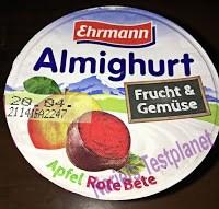 Produkttest Ehrmann Almighurt Frucht & Gemüse 8