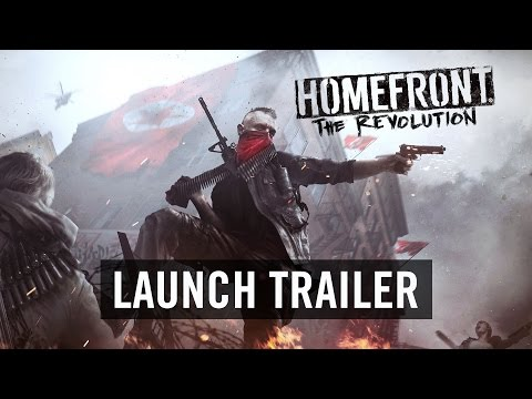 *News* Homefront The Revolution Release 12