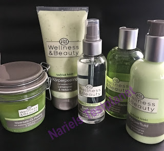 Produkttest Wellness & Beauty Lemongras & Verbene 1