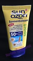 Produkttest Sonnenschutz Produkte von Sun Ozon 5