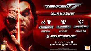 *News* Tekken 7 bekommt zwei Gastcharaktere aus anderen Spielen 3