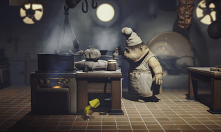 *Rezension* Little Nightmares von Bandai 3