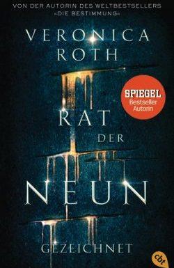 """Rezension """"Rat der Neun"""" von Veronica Roth 1"""