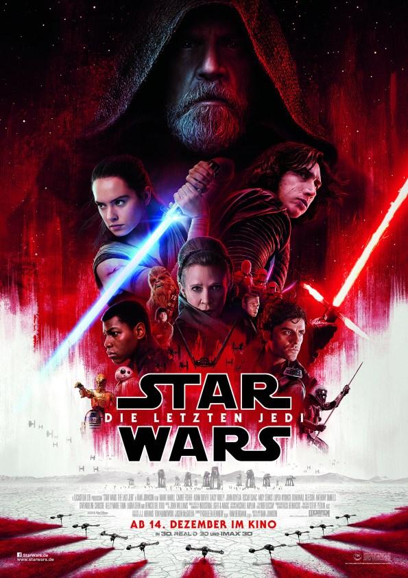 *Gewinnspiel* Star Wars: Die letzten Jedi + Gewinner 2