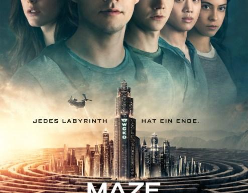 *Kritik* Maze Runners 3:  Die Auserwählten in der Todeszone 9