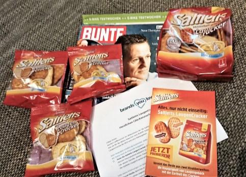 *Werbung* Saltletts LaugenCracker im Test 2