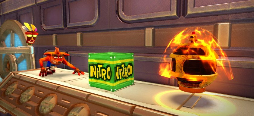 *News* neues Level bei Crash Bandicoot N.Sane Triology 1