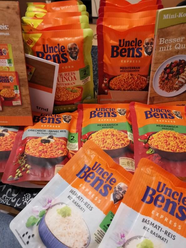 *Werbung* Uncle Ben's Express-Reis 2