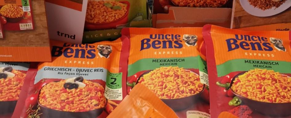 *Werbung* Uncle Ben's Express-Reis 10