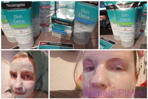 *Produkttest* Neutrogena Skin Detox 2