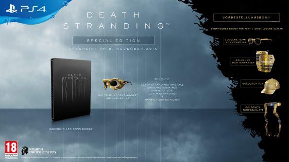 Death Stranding erscheint am 8. November 2019 und kann ab sofort vorbestellt werden 2