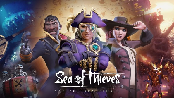 *News* Sea of Thieves Anniversary Update: Leinen los ins zweite Jahr! 2
