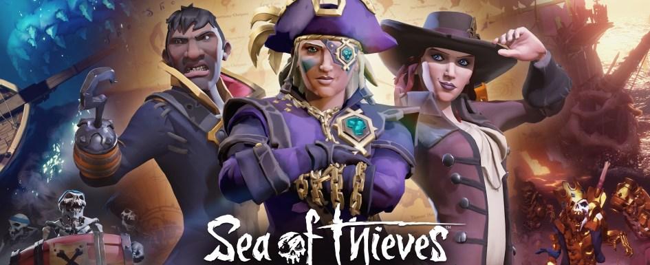 *News* Sea of Thieves Anniversary Update: Leinen los ins zweite Jahr! 1