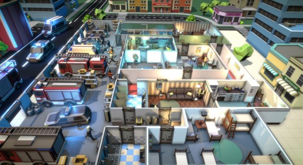Rescue HQ The Tycoon im Test 2