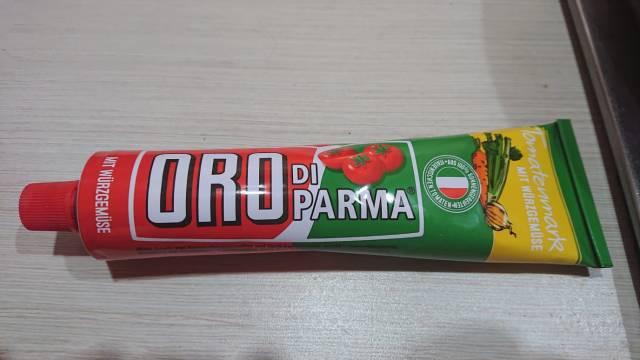 ORO di Parma Tomatenmark mit Würzgemüsemit