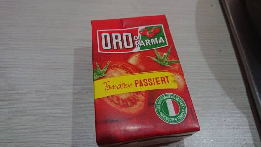 ORO di Parma Passierte Tomaten