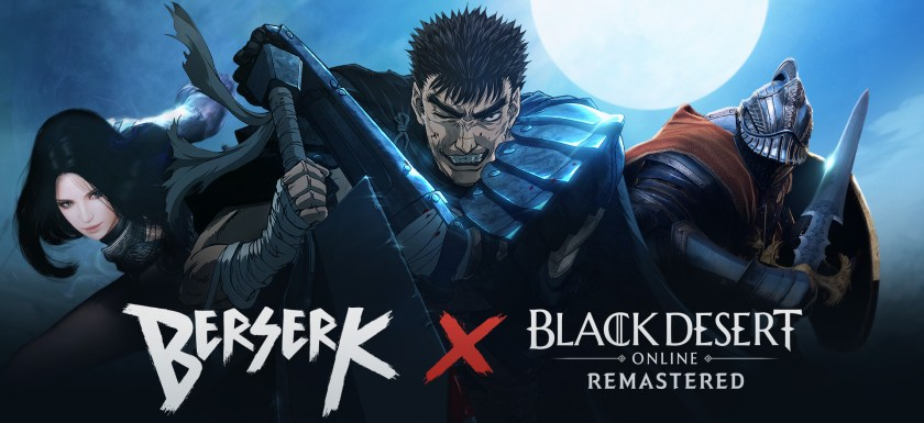 Berserk x Black Desert Online: Crossover-Event gestartet *News* 1