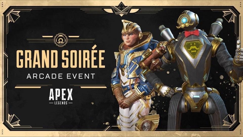 Apex Legends bietet im Grand Soirée Event sieben befristete Modi *News* 2