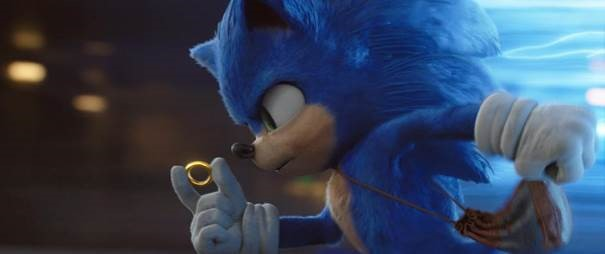 SONIC THE HEDGEHOG rast der Konkurrenz davon *News* 1