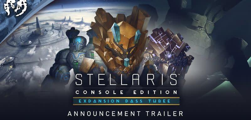 Spieler erforschen nun mit dem dritten Erweiterungspass von Stellaris: Console Edition neue Horizonte 1