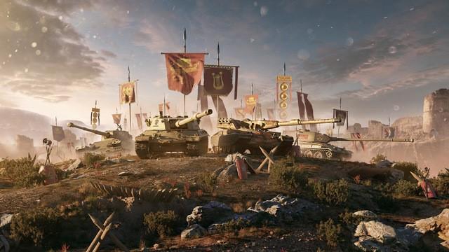 World of Tanks 1.11.1 - Die Römer kommen! 1