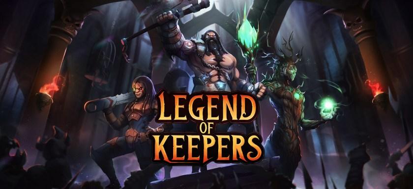 Legend of Keepers ab sofort für PC, Stadia und Nintendo Switch erhältlich 1