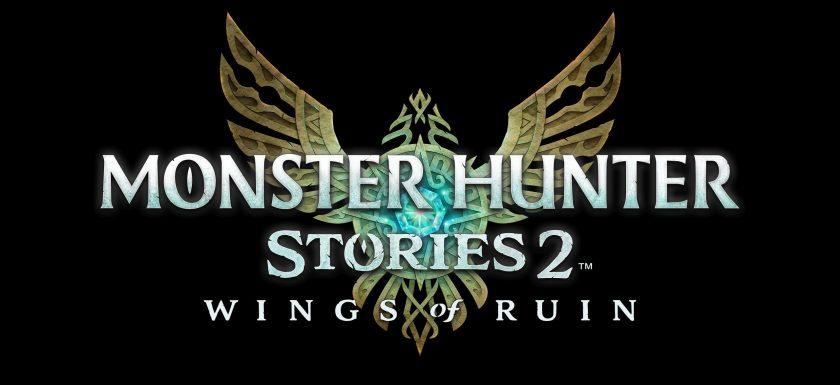 Monster Hunter Stories 2 Wings of Ruin Logo