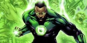 DC Comics - Green Lantern John Stewart