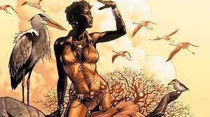 DC Comics - Vixen