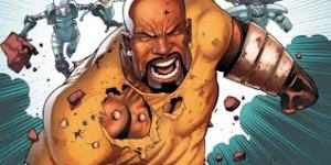 Luke Cage - Marvel Comics