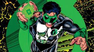 Green Lantern - Kyle Rayner