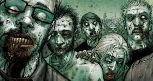 List of Zombie Powers and Abilities in Fiction