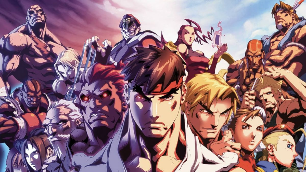 Top 10 Street Fighter Characters