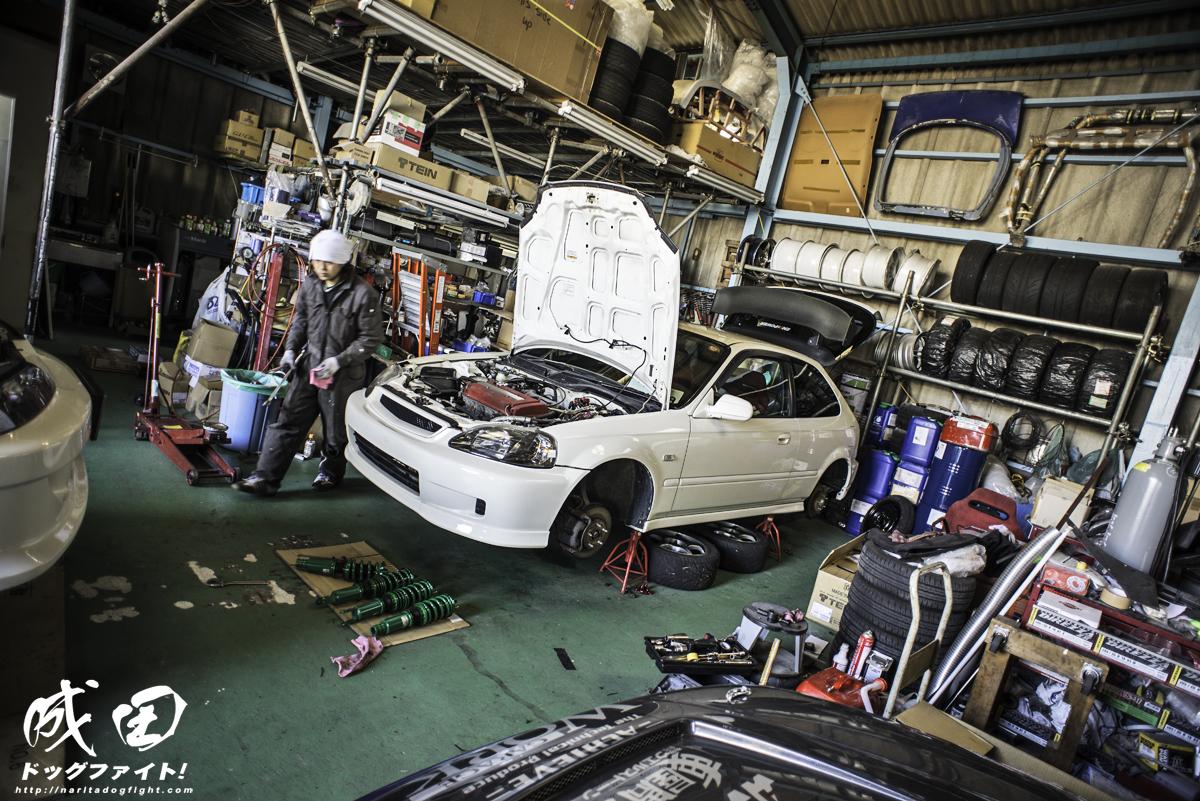 Feature: Weightless Motivation: A Closer Look At Garage