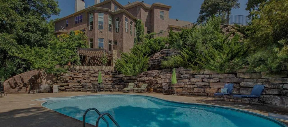 Pool Homes For Sale in North Little Rock