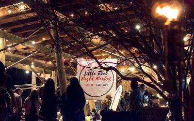 The Little Rock Night Market is Back!