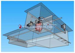 Sistem Pemipaan Kolam Renang Cimanggis-2